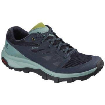 Salomon Outdoor SchuhOUTline GTX W - L40618800 blau