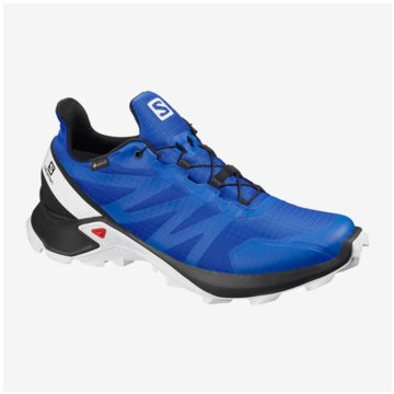 Salomon TrailrunningSUPERCROSS GTX Lapis Blue/Bk blau