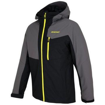Ziener SkijackenPARON man (jacket ski) schwarz