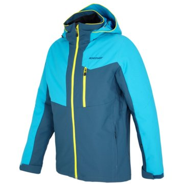 Ziener SkijackenPARON man (jacket ski) blau