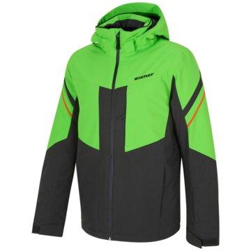 Ziener SkijackenPOMOKA man (jacket ski) grün