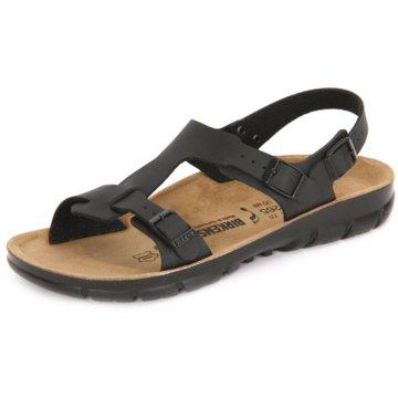 Birkenstock Komfort Sandale schwarz