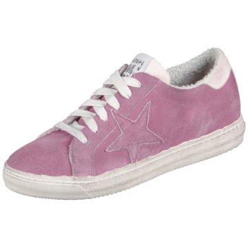 Meline Sneaker Low rosa