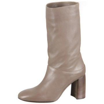 Unisa Klassischer Stiefel beige