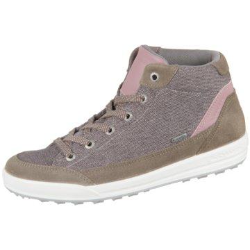 LOWA Sneaker High beige
