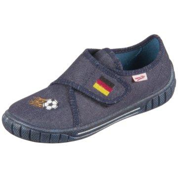 Legero Klettschuh8-00274-02 blau