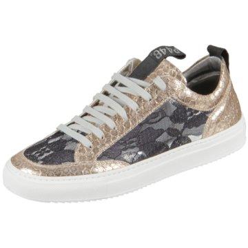 P448 Sneaker Low grau