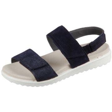 Legero Komfort SandaleSavona blau