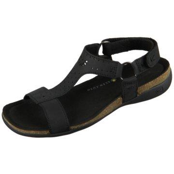 Keen Komfort Sandale schwarz