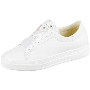 Christian Dietz Sneaker LowValencia weiß