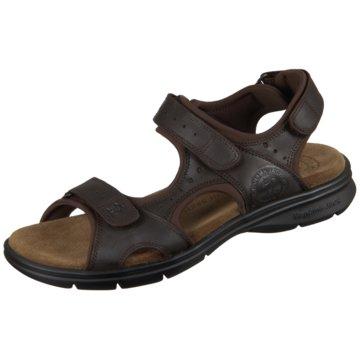 Panama Jack Outdoor Schuh braun