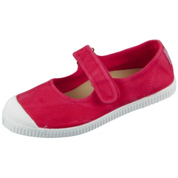 Natural World Eco Spangenschuh rot