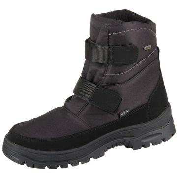 Vista Komfort Stiefel schwarz