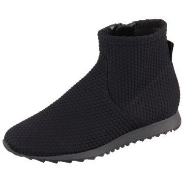 Hassia Komfort Slipper schwarz