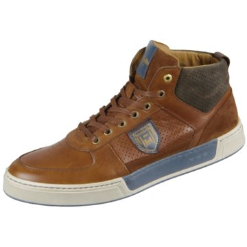 Stiefel 495.12.02 Metric Sneaker High von camel active