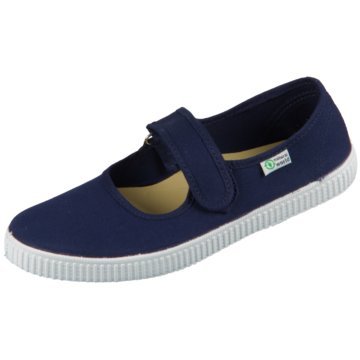 Natural World Eco Spangenschuh blau