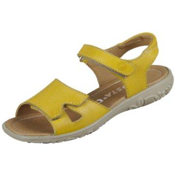 Ricosta Offene SchuheMoni gelb