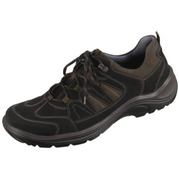 Waldläufer Outdoor SchuhHajo schwarz
