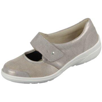 Solidus Komfort Slipper beige