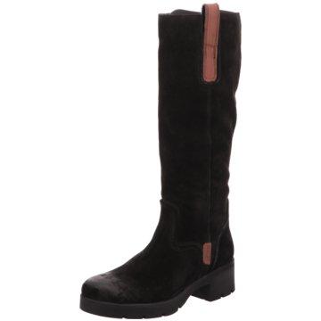 BOXX Klassischer Stiefel schwarz