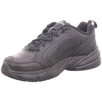Nike Sneaker LowMen's Nike Air Monarch IV Training Shoe - 415445-001 schwarz