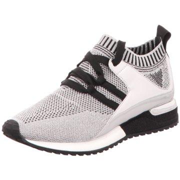 La Strada Sneaker World grau