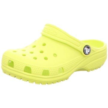 CROCS Clog gelb
