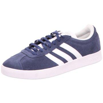adidas Sneaker LowVL Court 2.0 Women blau