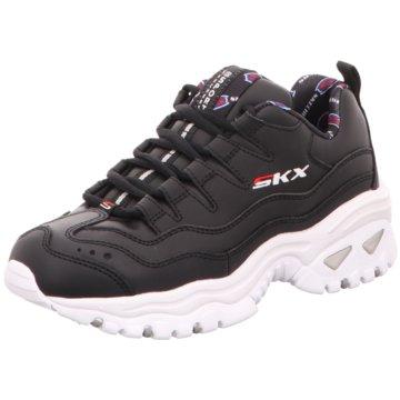 Skechers Sneaker LowEnergy Retro Vision schwarz