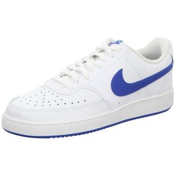 Nike Sneaker LowCOURT VISION LOW - CD5463-103 weiß
