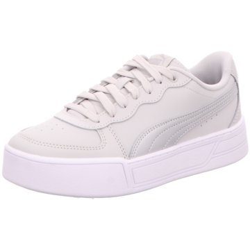 Puma Sneaker Low SKYE - 374764 grau