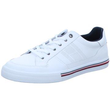 Tommy Hilfiger Sneaker LowCore Corporate weiß