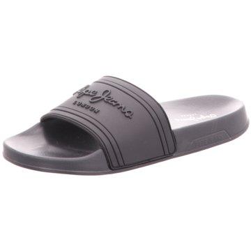 Pepe Jeans Badeschuh schwarz