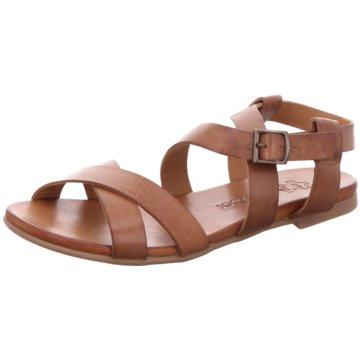 BOXX Sandale braun