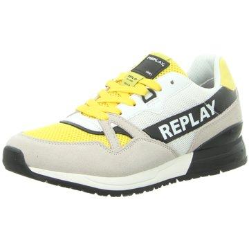 Replay Sneaker LowKenmare weiß