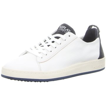 Replay Sneaker LowThorn weiß