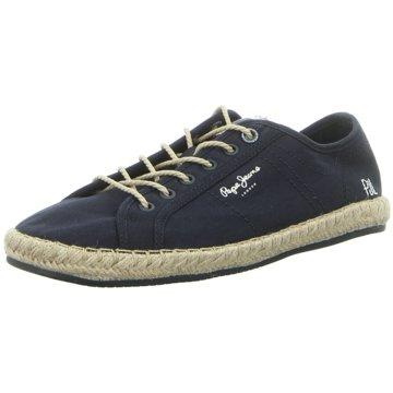 Pepe Jeans Sneaker LowTourist blau