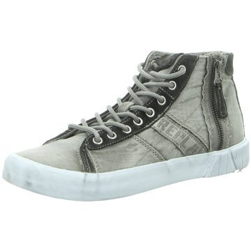 Replay Sneaker HighDock grau