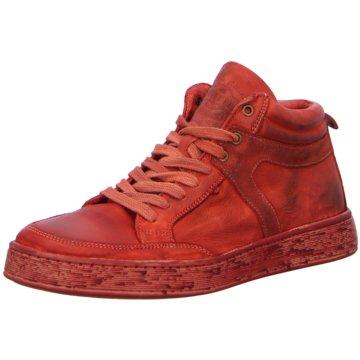 Velvetred Sneaker High rot