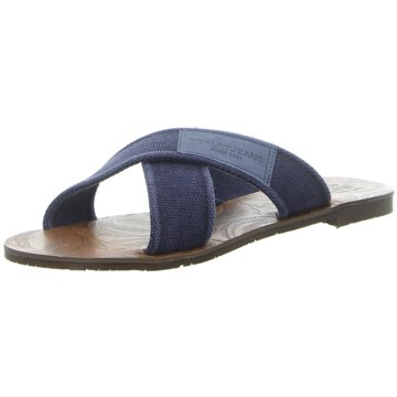 Replay Pantolette blau