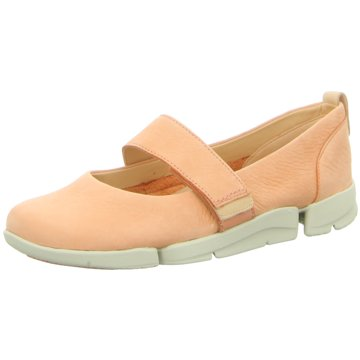 Clarks Komfort SlipperTri Carrie coral