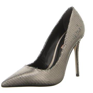 Bronx High Heels silber