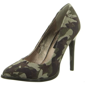 Replay High Heels oliv