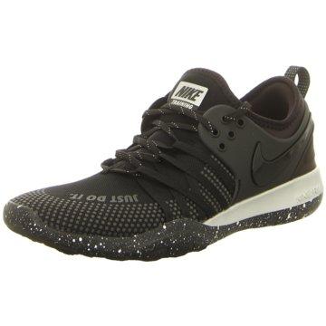 Nike Sneaker LowFree TR 7 Selfie Women schwarz