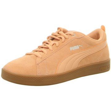 Puma Sneaker Low orange