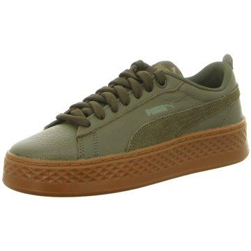 Puma Top Trends Sneaker oliv
