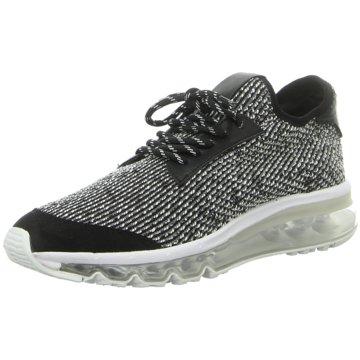 La Strada SneakerSneaker on Air Sole schwarz