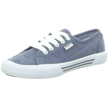 Pepe Jeans Sneaker LowAberlady Angy-20 blau