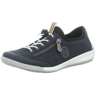 Nike Sportlicher Schnürschuh blau