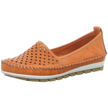 Gemini Komfort Slipper orange